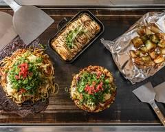 神宮前やいやい(大阪道頓堀お好み焼き) jingumae yaiyai(oosaka doutonbori okonomiyaki)