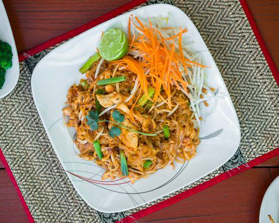Pad Thai Kitchen Delivery Portland Uber Eats