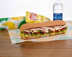 Subway (21 County Road 120 (Located In Sartell Walmart))