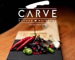 Carve Biltong Workshop