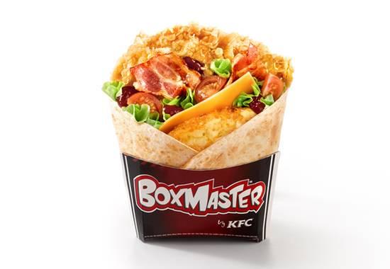 BBQ Bacon Boxmaster Zinger