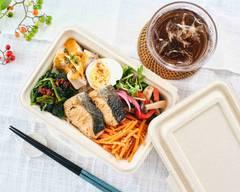 おさかな日和 Osakana biyori Fish lunch box