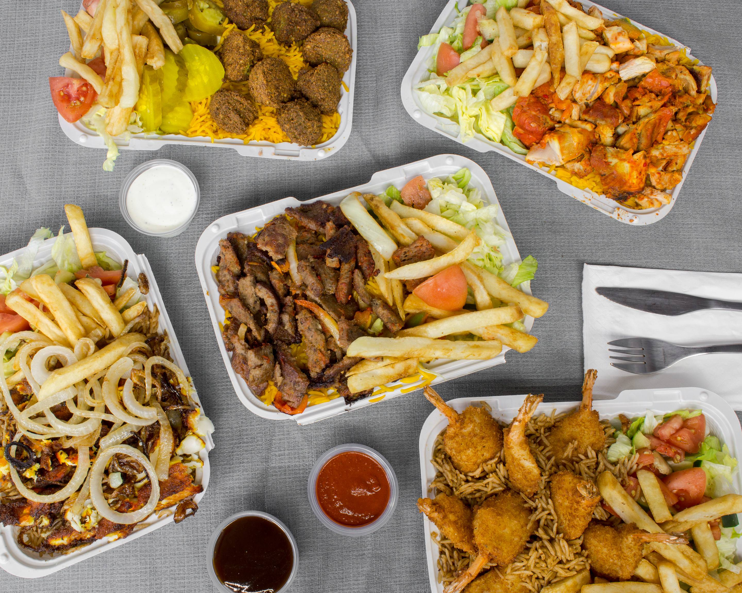 Order 28th Street And Madison Halal Food Truck Delivery Online New York City Menu Prices Uber Eats