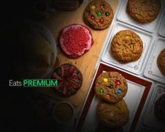 Mr Cheney Cookies (Top Center)
