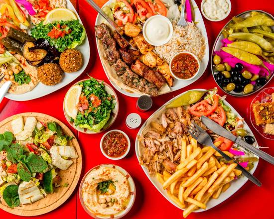 Lebanese Delivery Near Me Lebanese Restaurants Uber Eats