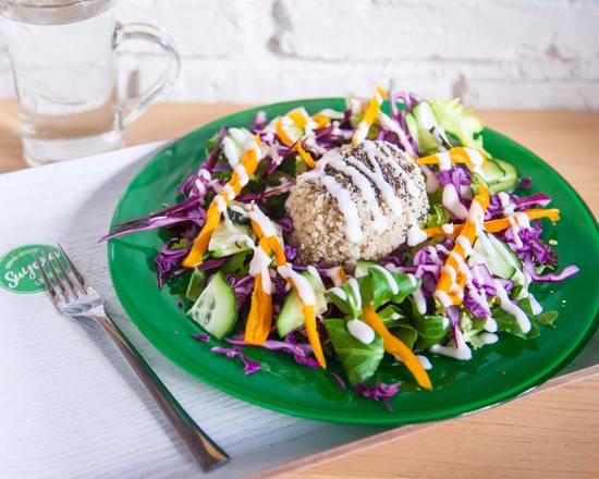 Ensalada de Quinoa con Chía