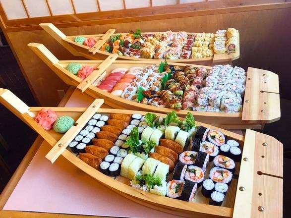 Order Kazoo Japanese Sushi Boat Restaurant Delivery Online San Francisco Bay Area Menu Prices Uber Eats Order food online at sushi boat town, san jose with tripadvisor: order kazoo japanese sushi boat