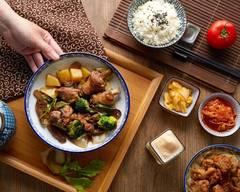 時懿黃燜雞米飯 新光三越高雄左營店二館(彩虹市集)