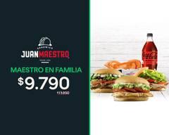 Juan Maestro - Mall Plaza Antofagasta