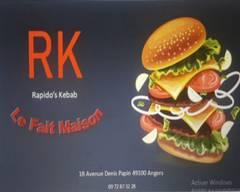 Rapido's kebab