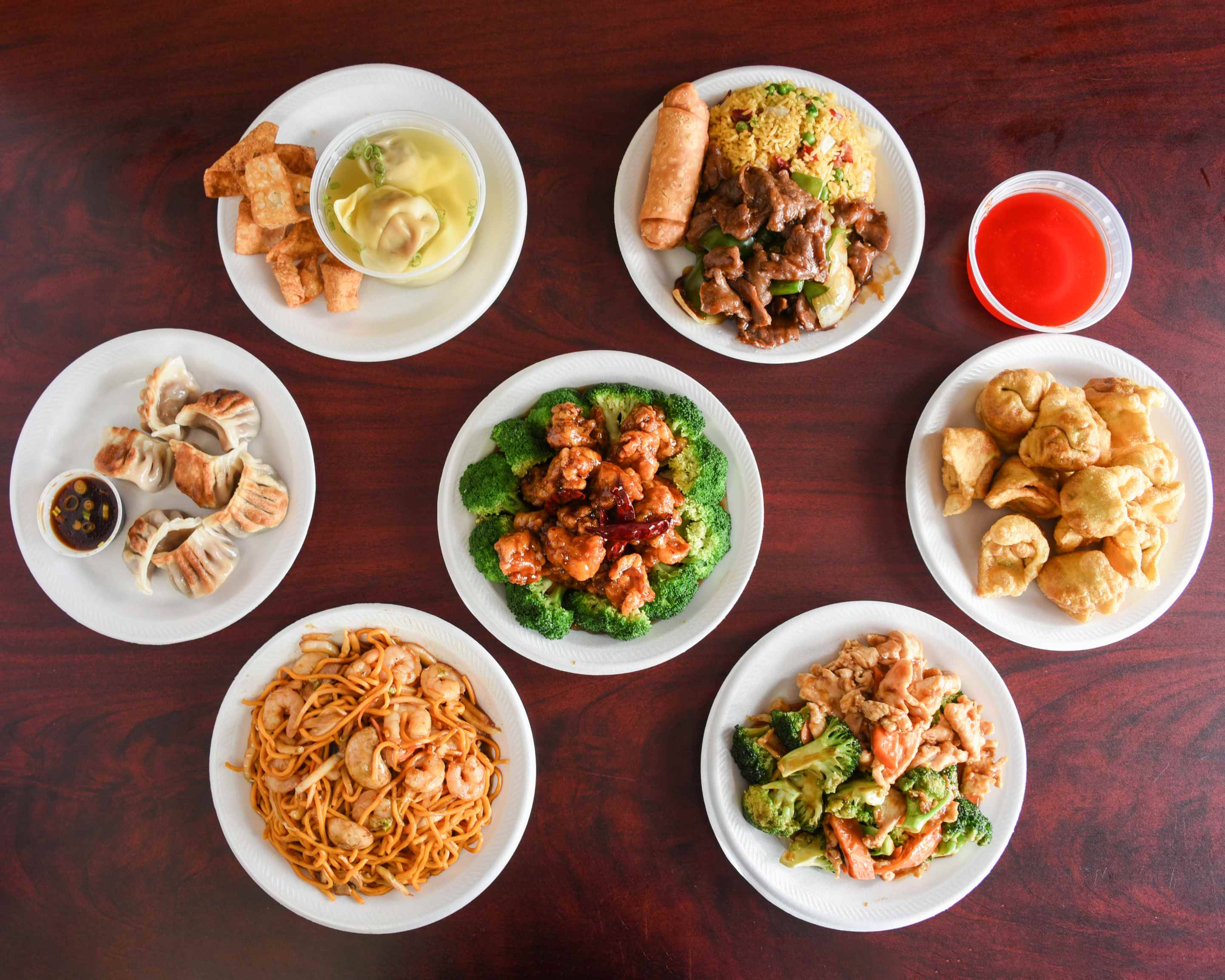 order zhang's new china house delivery online