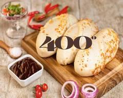 400 Grados (Garzota)