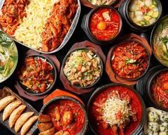 ジョンノホルモン物語り店。 Korean food Jonnohorumom