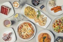 Pleasant California Pizza Kitchen Burjuman Centre Delivery Dubai Download Free Architecture Designs Rallybritishbridgeorg
