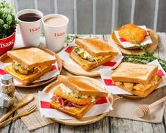 Isaac Toast & Coffee 復興店