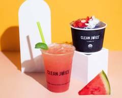 Clean Juice (319 Franklin Avenue)