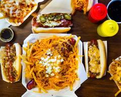 Naughty Dog Hot Dogs