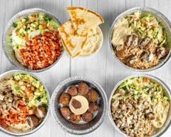 Hummus Bowls