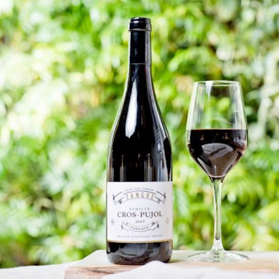 Vin rouge - Merlot Villa Zangre, IGP Pays d'Oc