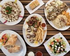Lazeez Shawarma (737 Davis Dr)