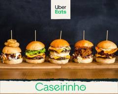 Caseirinho Burger | A partir de R$10