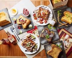 【高級フレンチトースト専門店】どんだけ自己中 Posh French Toast Restaurant  DONDAKE JIKOCHU