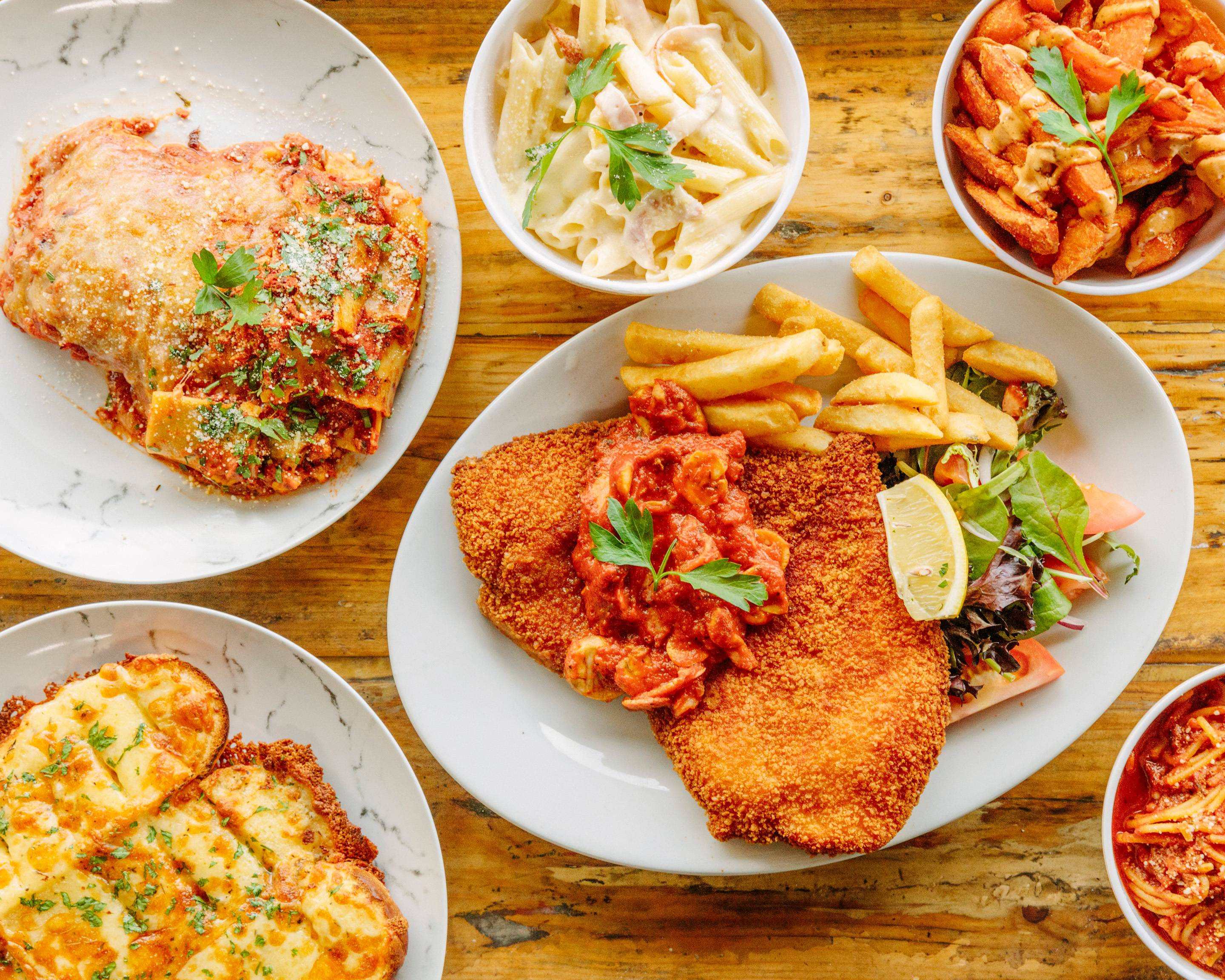Baked in Elwood Parma Bar Takeaway in Melbourne | Delivery ...