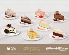The Cheesecake Factory Bakery, offered by La Diperie  | Harbord St