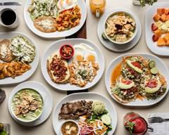 Pan y Pasteles la Unica- (restaurant)