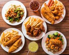 Hook & Reel Cajun seafood Restaurant