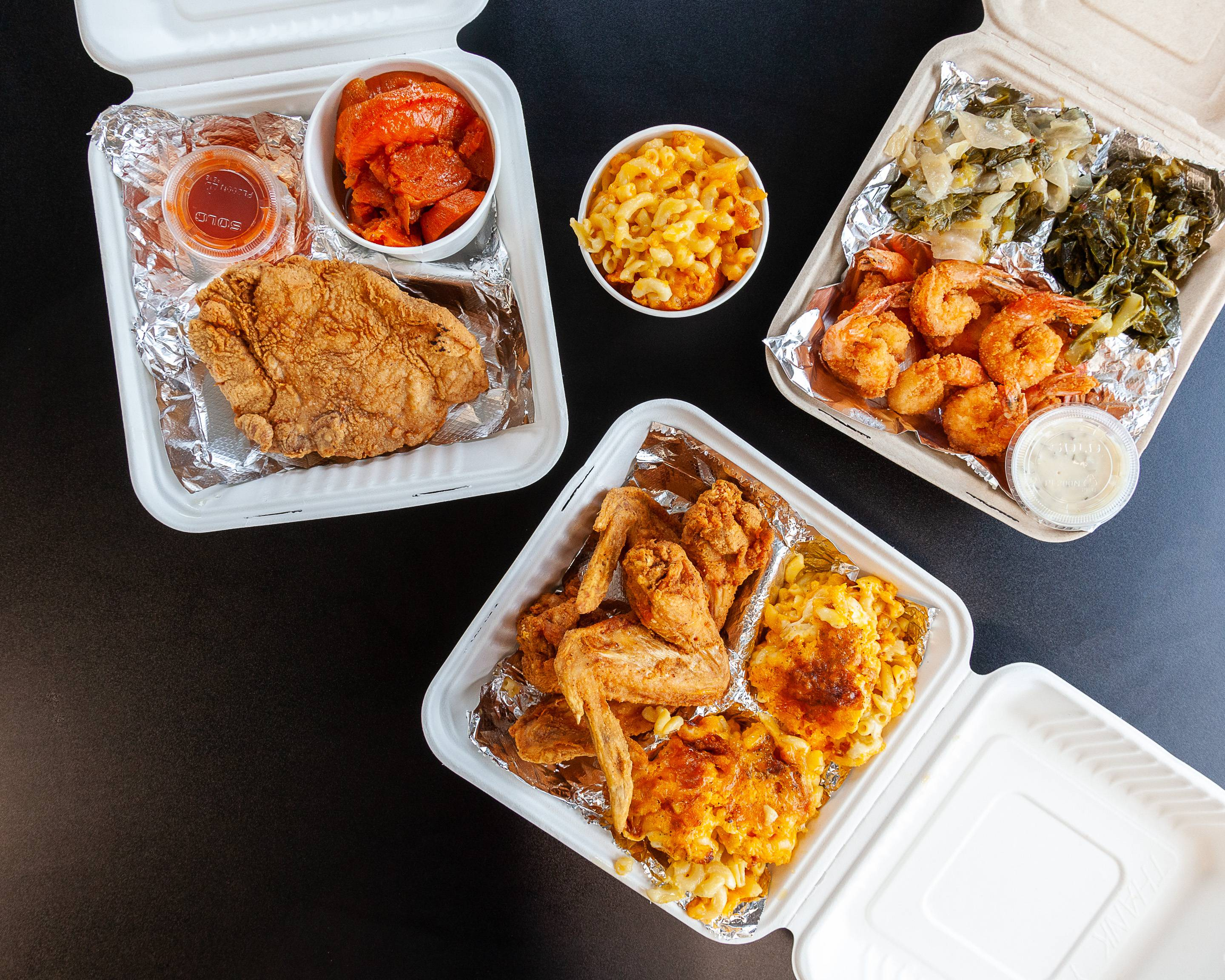 Order Nana S Southern Kitchen Delivery Online Seattle Menu Prices Uber Eats