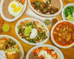 El Zarape Mexican Restaurant - S. Arville.