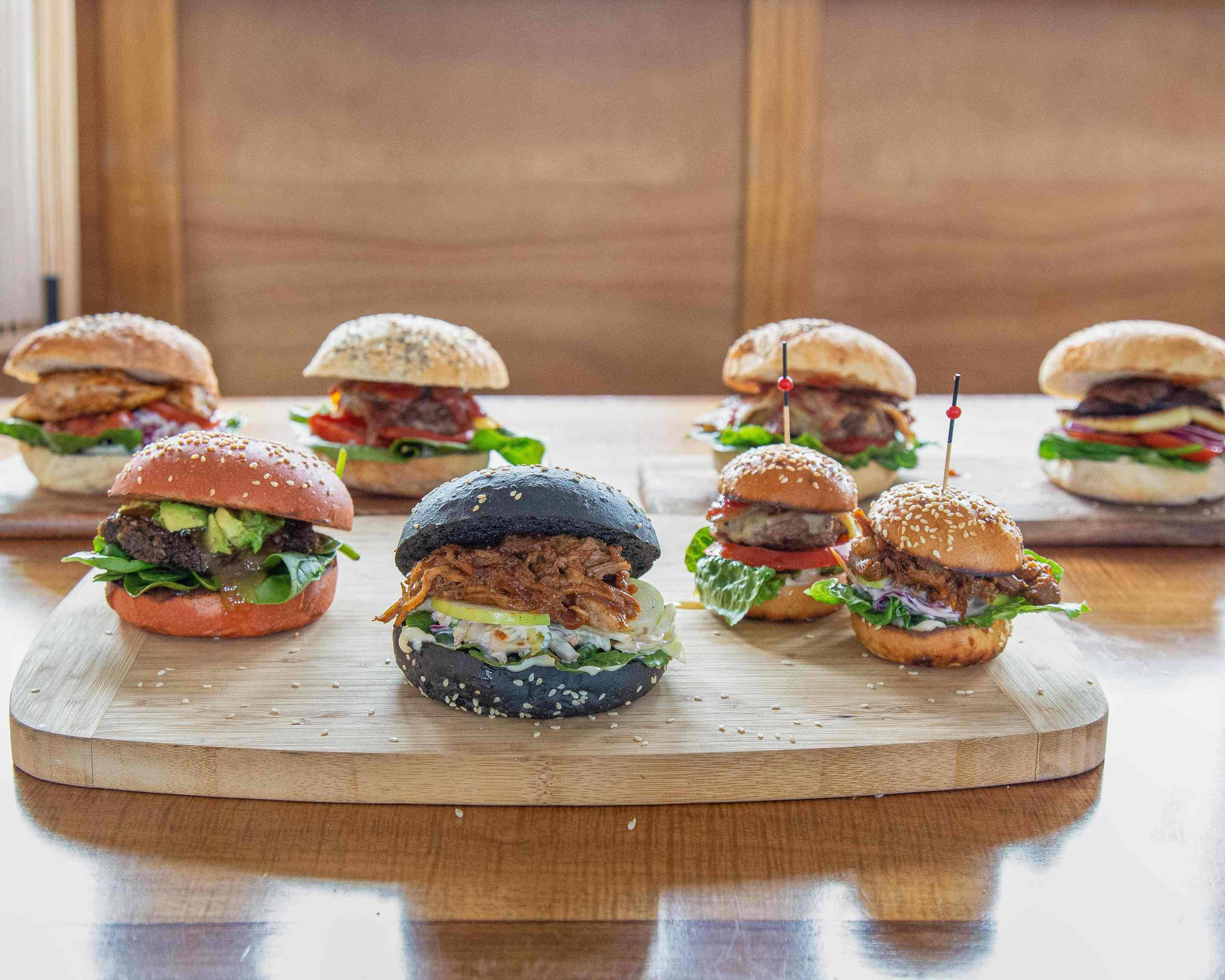 Burger Beers By The Pier Takeaway In Melbourne Delivery Menu Prices Uber Eats