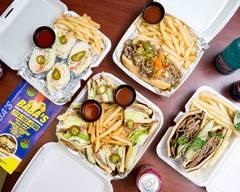 Baba's Famous Philly Steak & Lemonade (S Damen)