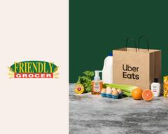 Friendly Grocer Alex Beach