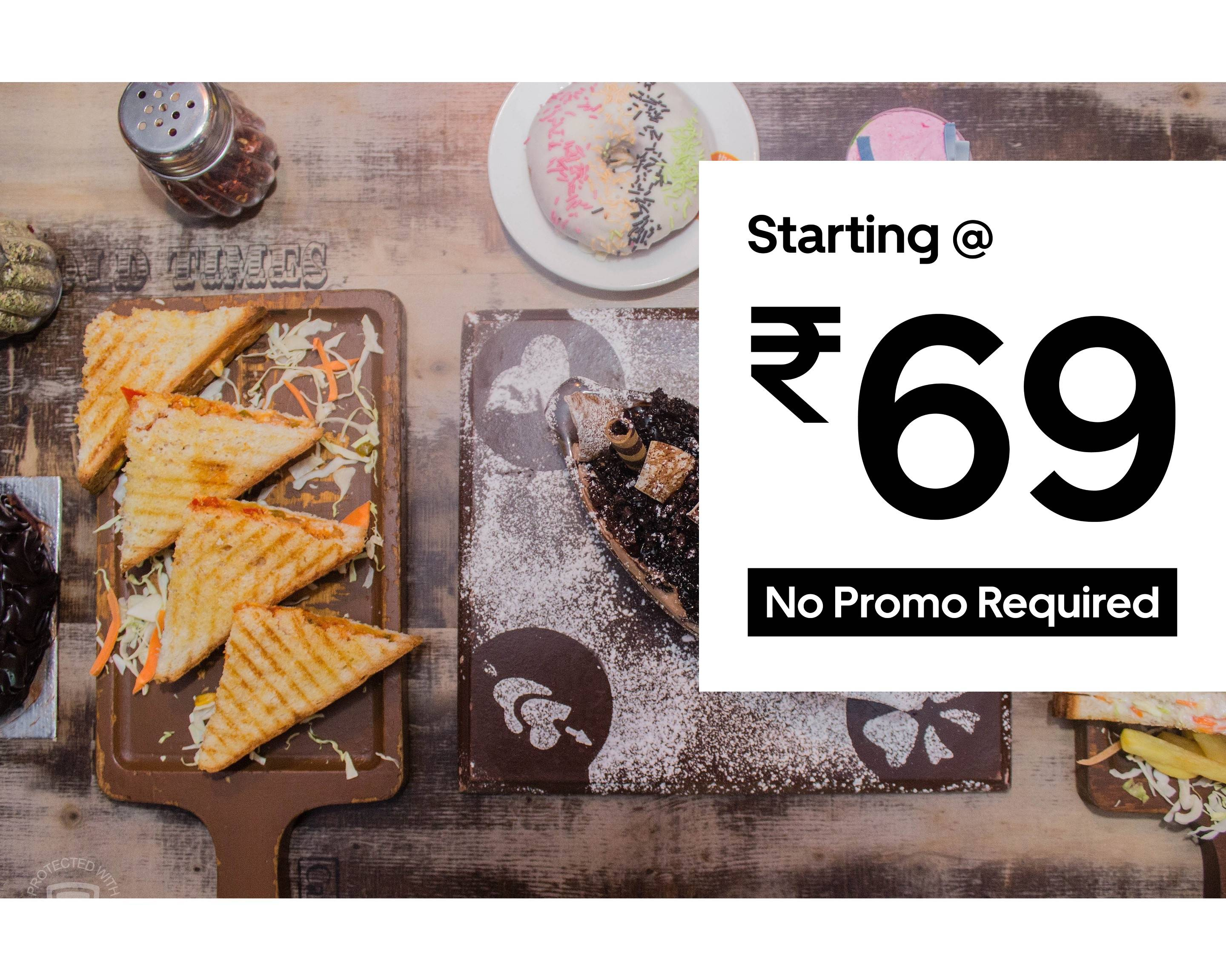 The Chocolate Room - Sinhagad Road Delivery | | Uber Eats