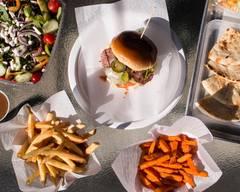 Extra Napkin Burger Grill Salad
