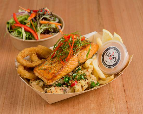 Peter's Sydney Fish Market Takeaway in Sydney | Delivery Menu & Prices |  Uber Eats