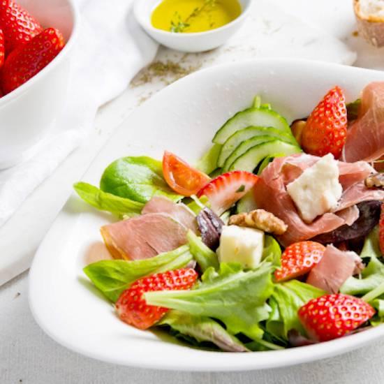 Salade crudo
