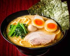横浜家系ラーメン 四谷商店 Pork bone soup ramen Yotsuya Shoten