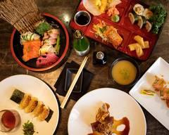 Pine sushi square