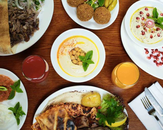 Maroush (Edgware Road) Takeaway in London | Delivery Menu & Prices ...