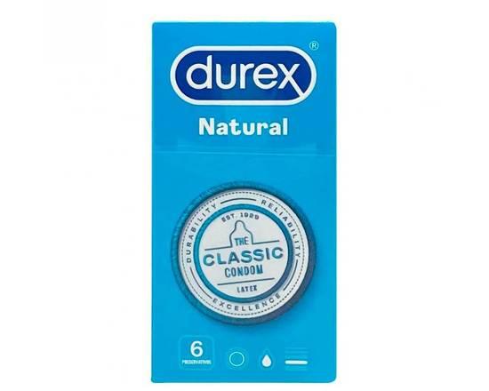 Preservativos Durex Natural