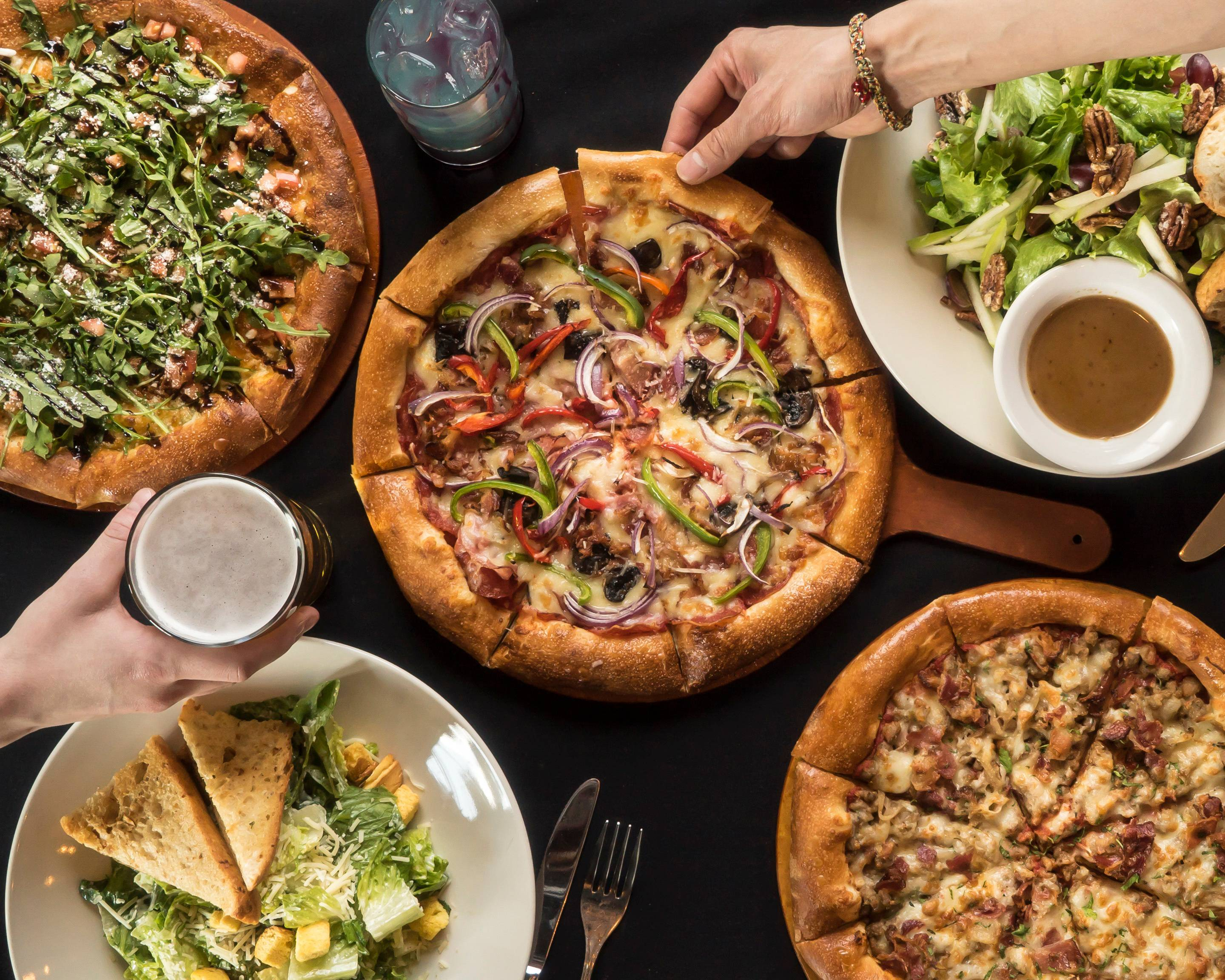 Ala Pizza Delivery Uber Eats