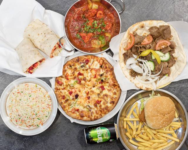 Delicious Takeaway Takeaway In Nottingham Delivery Menu Prices Uber Eats