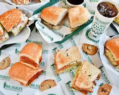 Mr. Pickle's Sandwich Shop - Martinez