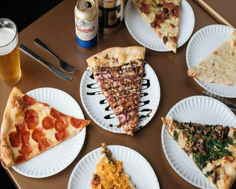 Home Slice Pizza Kitchen Delivery Newark Uber Eats