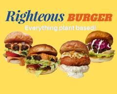 【100%プラントベース!】Vegan界パイオニアシェフが作るRighteous Burger 【100%plantbase!】TOKYO NO.1 Vegan Burger chef made to Righteous Burger