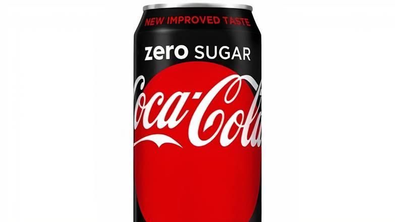 Coke Zero (330 ml can)