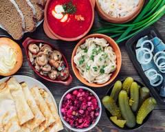 Matryoshka Deli Food